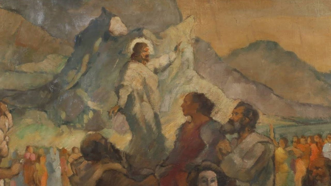 """Featured image for """"The Sixteenth Sunday After Pentecost"""""""