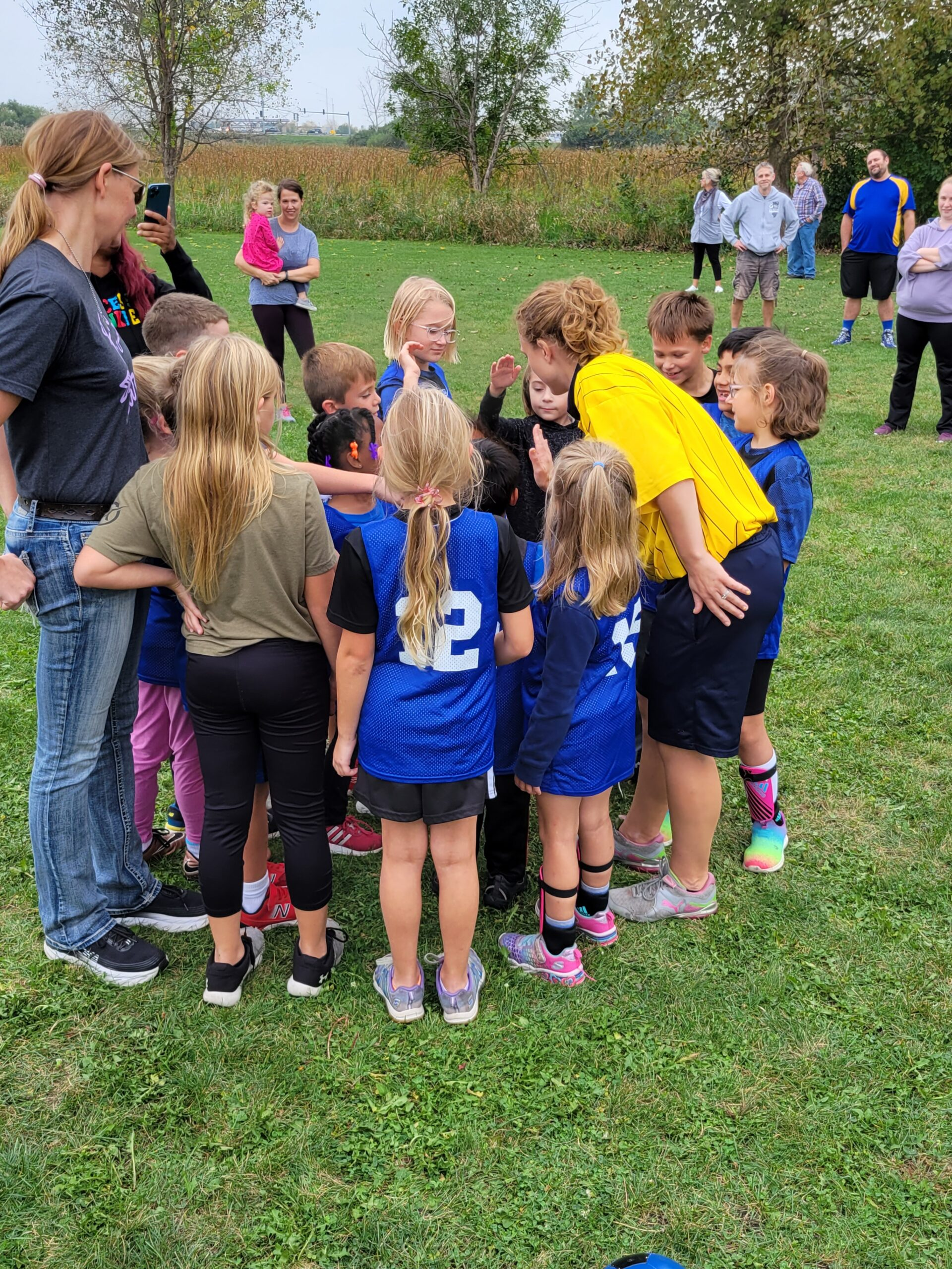 """Featured image for """"JR Panthers – Kids vs Parents"""""""